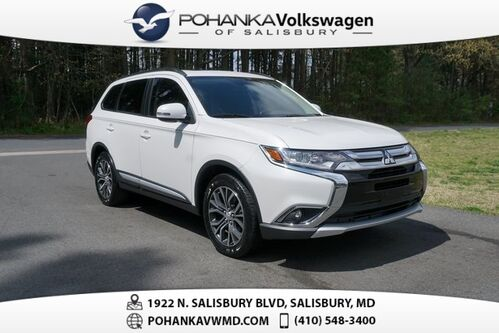 2016_Mitsubishi_Outlander_SEL ** TOURING PACKAGE **_ Salisbury MD