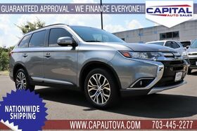 2016_Mitsubishi_Outlander_SEL_ Chantilly VA