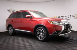2016_Mitsubishi_Outlander_SEL_ Houston TX