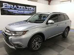 2016 Mitsubishi Outlander SEL, Premium Pkg, Leather, Roof, 3rd Row