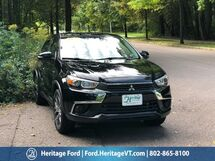 2016 Mitsubishi Outlander Sport 2.0 ES South Burlington VT