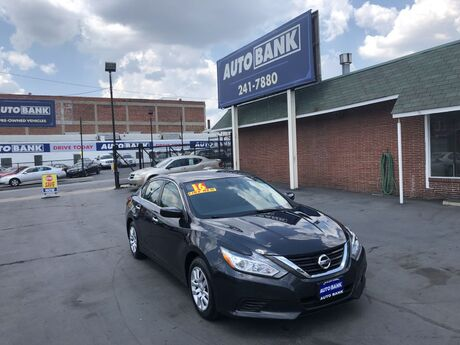 2016 NISSAN ALTIMA 2.5 Kansas City MO
