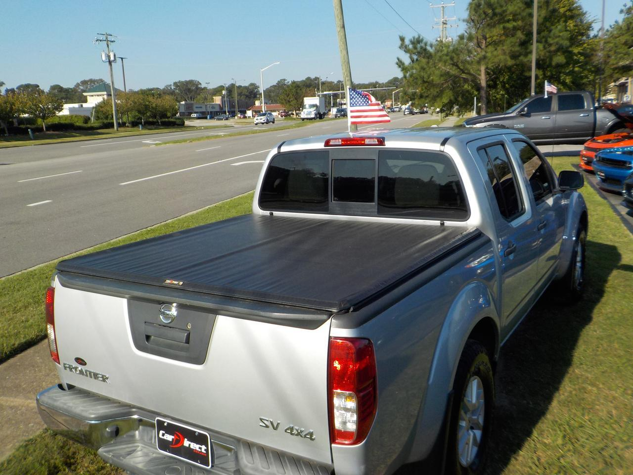 2016 NISSAN FRONTIER SV CREW CAB 4X4, TOW PACKAGE, BLUETOOTH, BED LINER, GREAT CONDITION, LOW MILES!! Virginia Beach VA