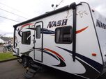 2016 NORTHWOOD NASH 22H TRAVEL TRAILER