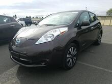 2016_Nissan_Leaf_SV | Quick Charge | Nav | Heated Seats and Steering_ Coquitlam BC