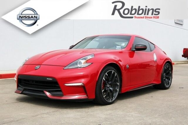 2016 Nissan 370Z NISMO Tech Houston TX