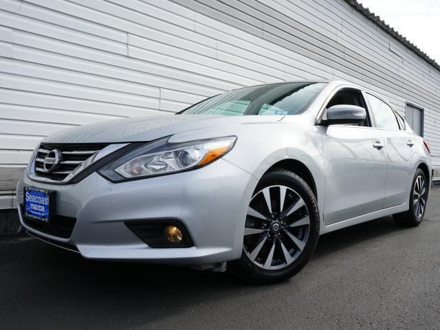2016 Nissan Altima  Portsmouth NH