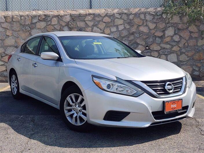 2016 Nissan Altima 2.5 El Paso TX