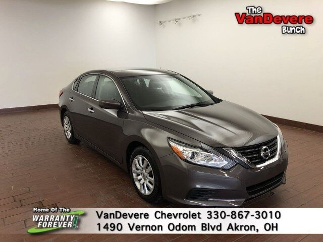 2016 Nissan Altima 2.5 S Akron OH
