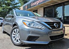 2016_Nissan_Altima_2.5 S_ Georgetown KY