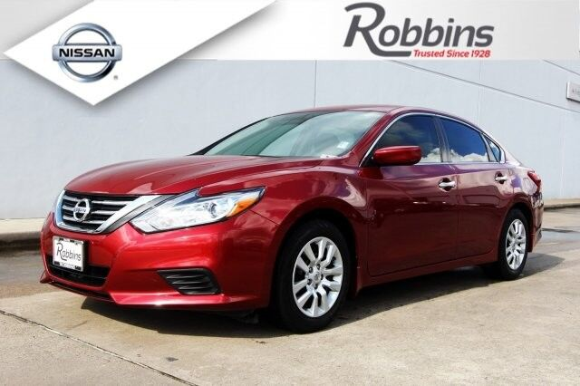 2016 Nissan Altima 2.5 S Houston TX