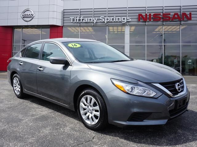 2016 Nissan Altima 2.5 S Kansas City MO