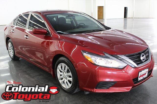 2016 Nissan Altima 2.5 S Milford CT
