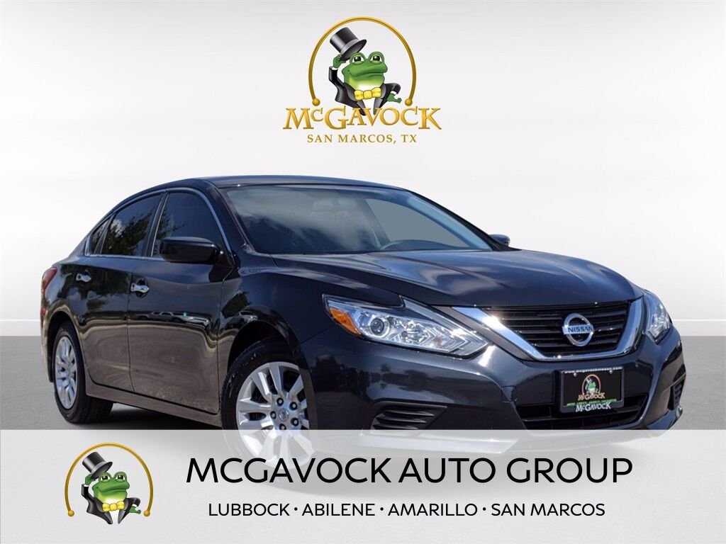 2016 Nissan Altima 2.5 S San Marcos TX