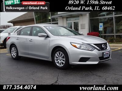 2016_Nissan_Altima_2.5 S_ Orland Park IL