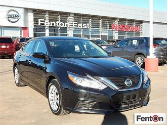 2016_Nissan_Altima_2.5 S_ Del City OK