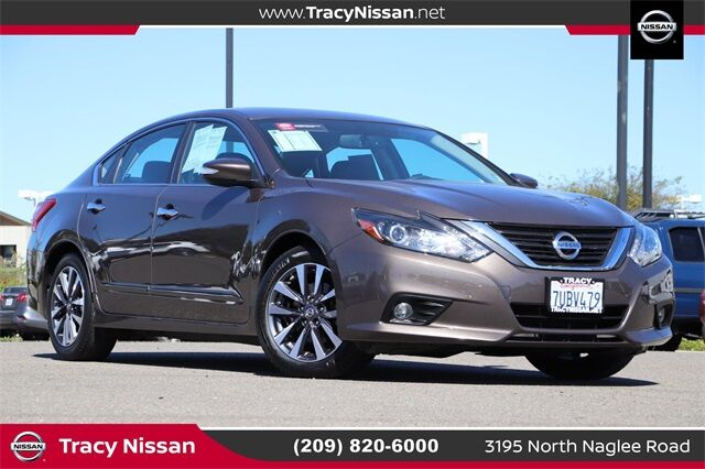 2016 Nissan Altima 2.5 SL Tracy CA