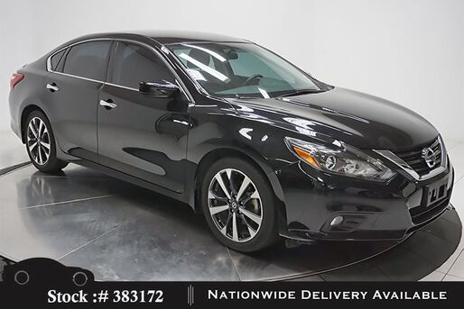 2016_Nissan_Altima_2.5 SR BACK-UP CAMERA,KEYLESS GO,18IN WHLS_ Plano TX