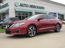 2016_Nissan_Altima_2.5 SR BACKUP CAM, PADDLE SHIFT, CLOTH SEATS, BLUETOOTH, AUX/USB INPUT, PUSH BUTTON START_ Plano TX