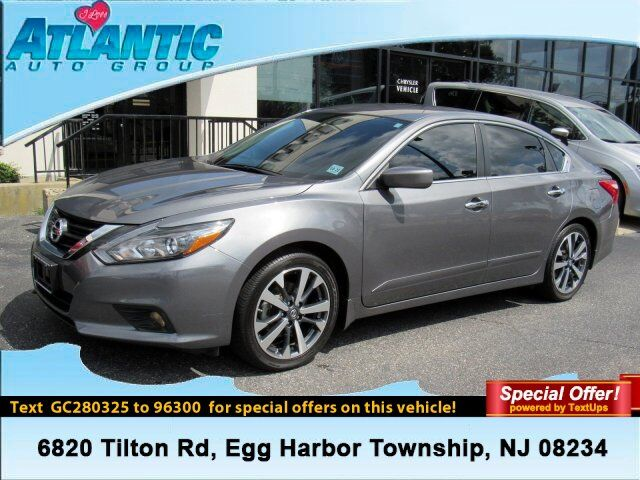 2016 Nissan Altima 2.5 SR Egg Harbor Township NJ
