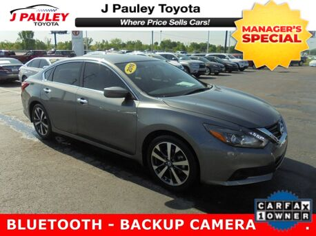 2016_Nissan_Altima_2.5 SR_ Fort Smith AR