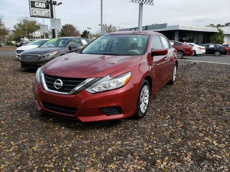 2016 Nissan Altima 2.5 SR Gainesville FL