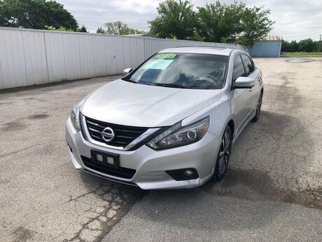 2016 Nissan Altima 2.5 SR Gainesville TX