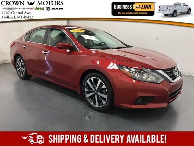 2016 Nissan Altima 2.5 SR Holland MI