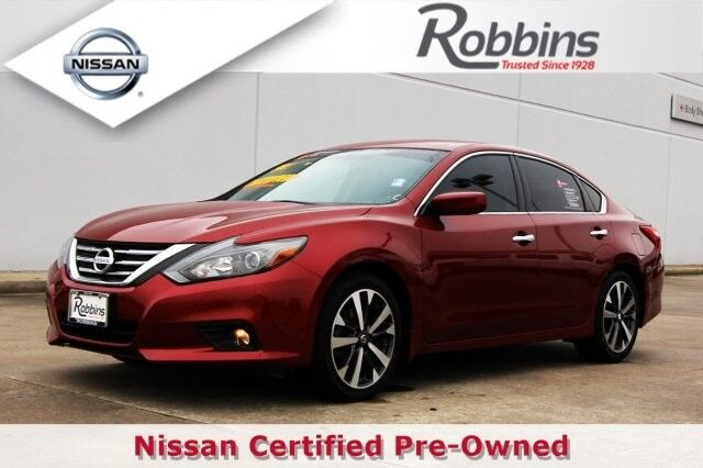 2016 Nissan Altima 2.5 SR Houston TX