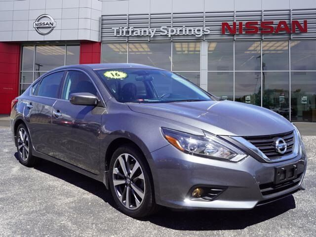2016 Nissan Altima 2.5 SR Kansas City KS