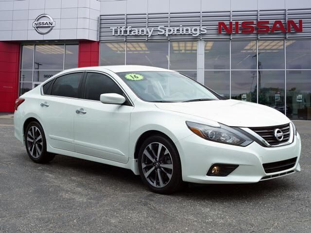 2016 Nissan Altima 2.5 SR Kansas City MO