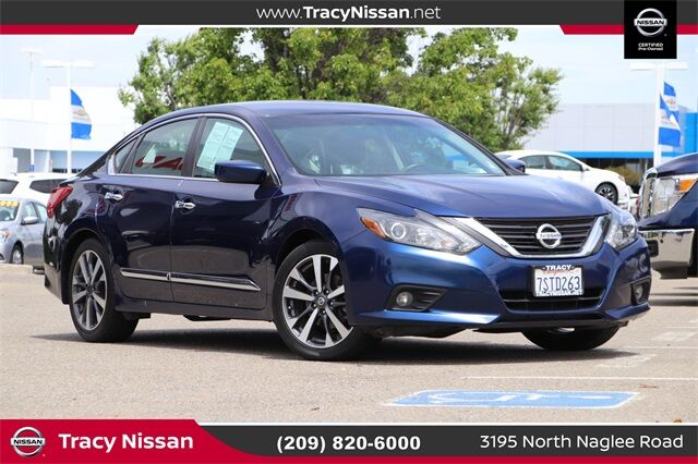 2016 Nissan Altima 2.5 SR Tracy CA