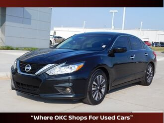 2016_Nissan_Altima_2.5 SV_ Oklahoma City OK