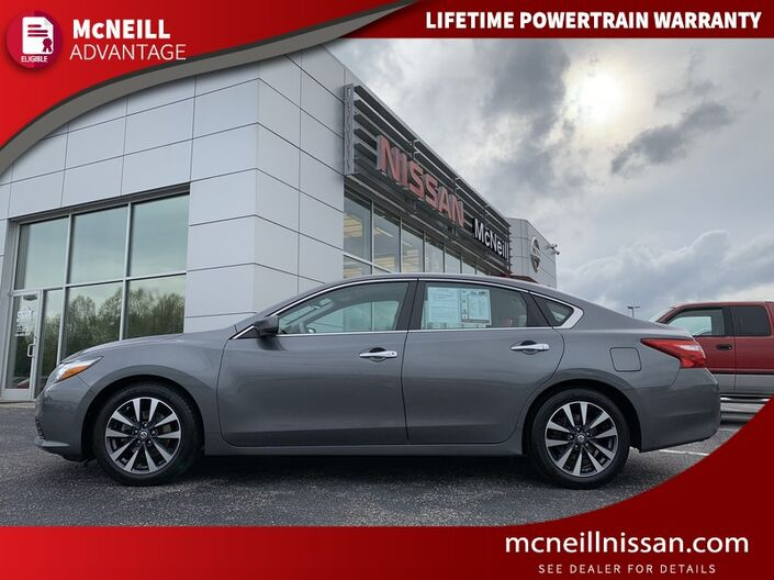 2016 Nissan Altima 2.5 SV High Point NC