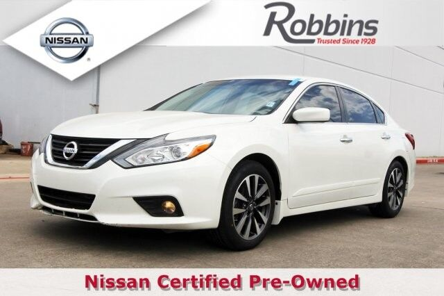 2016 Nissan Altima 2.5 SV Houston TX