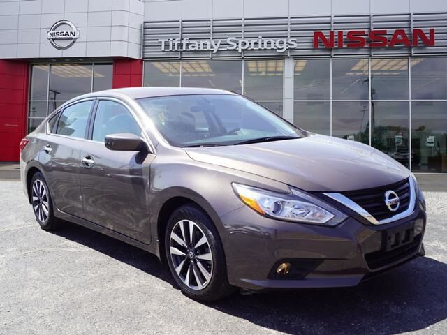 2016 Nissan Altima 2.5 SV Kansas City MO