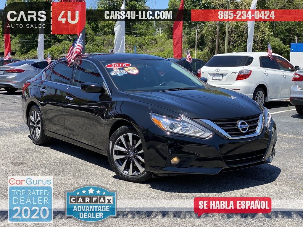 2016 Nissan Altima 2.5 SV Knoxville TN