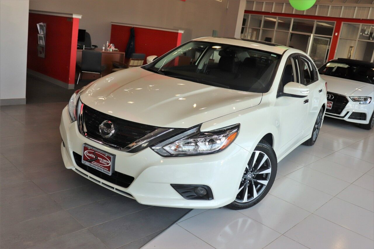 2016 Nissan Altima 2.5 SV Navigation Cold Weather Package Convenience Package Sunroof 1 Owner Springfield NJ