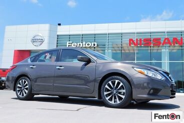 2016_Nissan_Altima_2.5 SV Nissan Certified Pre-Owned - ONE OWNER - LOCAL TRA_ Ardmore OK