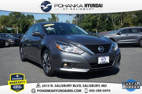 2016_Nissan_Altima_2.5 SV **ONE OWNER**_ Salisbury MD
