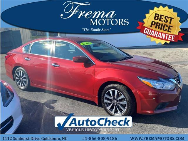 2016 Nissan Altima 2.5 SV Sedan Goldsboro NC