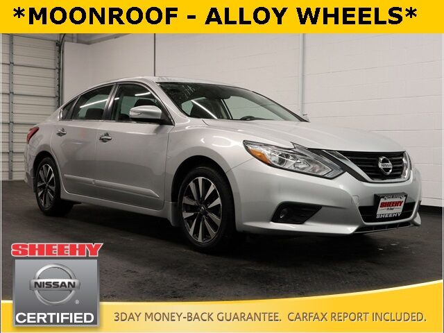 2016 Nissan Altima 2.5 SV 4D Sedan Waldorf MD