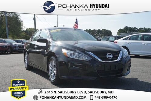 2016_Nissan_Altima_2.5 **SWEET TRADE**_ Salisbury MD