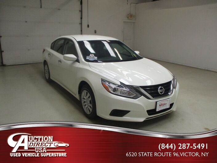 2016 Nissan Altima 2.5 Raleigh