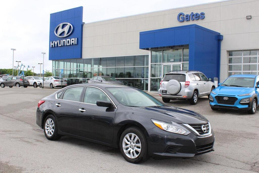 2016 Nissan Altima 2 5S w/Pwr Seat & Rearview Camera