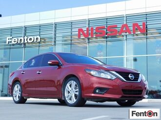 2016_Nissan_Altima_3.5 SL CERTIFIED - LEATHER - NAV - ROOF - ONE OWNER_ Ardmore OK