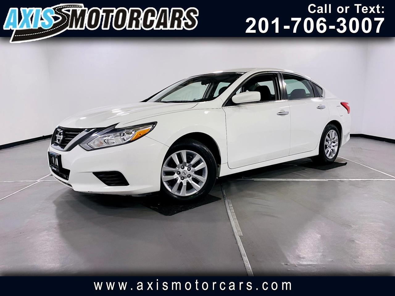 2016 Nissan Altima 4dr Sdn 2.5 w/Backup Camera Jersey City NJ