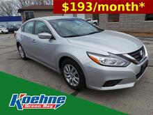 2016_Nissan_Altima_4dr Sdn I4 2.5 S_ Green Bay WI