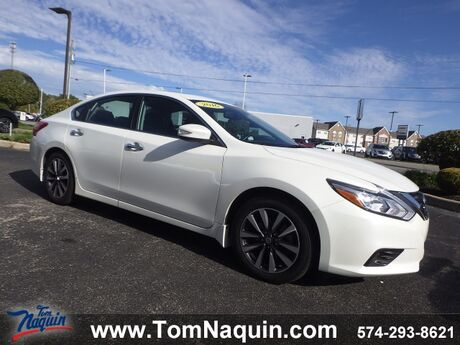 2016 Nissan Altima 4dr Sdn I4 2.5 SL FWD Elkhart IN