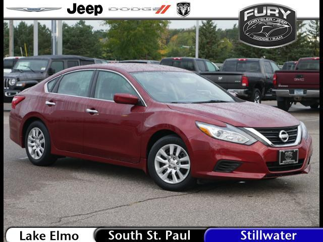 2016 Nissan Altima 4dr Sdn I4 2.5 St. Paul MN